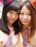素人あかり(19) 素人なつき(20)